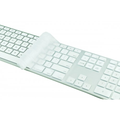 Apple Keyboard Wired | Full Size Clear Keyboard Cover Silicone Skin For Apple Keyboard With